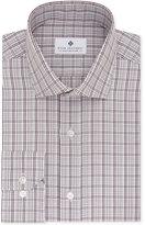 Ryan Seacrest Distinction Men's Slim-Fit Non-Iron Wine Dress Shirt, Only at Macy's