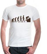 buXsbaum T-Shirt The Evolution of Roofer-XL
