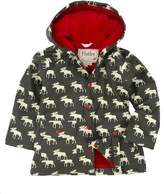 Hatley Little Boys' Rain Coat Moose