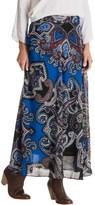 NYCC New York Clothing Co. New York Clothing Co. Chiffon Maxi Skirt (For Women)