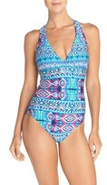 LaBlanca La Blanca 'Global' One-Piece Swimsuit
