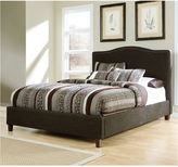 Signature Design by Ashley Kasidon King Nailhead Upholstered Bed