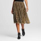Women's Pleated Midi Skirt - Xhilaration (Juniors')