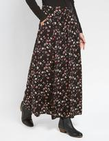 Fat Face Keeley Poppy Meadow Maxi Skirt
