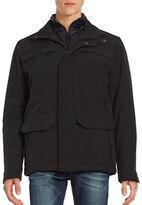 Weatherproof Zip-Front Waterproof Jacket