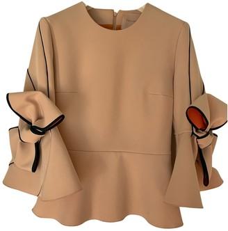 Roksanda Ilincic Pink Silk Top for Women