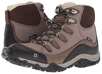 Oboz Juniper Mid BDry (Mocha) Women's Shoes