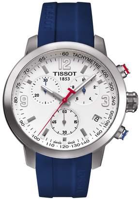 Tissot Men's PRC 200 Chronograph Watch, 42mm
