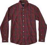 RVCA Men's Lament Long Sleeve Woven Shirt