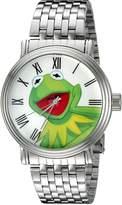 Disney Muppets Men's W002349 Muppets Analog Display Analog Quartz Watch