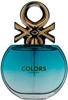Benetton Colors Eau De Toilette Spray for Women,2.7 Ounce