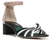 Diane von Furstenberg Women's Fonseca Ankle Strap Sandal