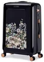 Ted Baker Medium Gem Gardens 26-Inch Hard Shell Spinner Suitcase