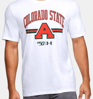 Under Armour Men's UA Performance Cotton Collegiate T-Shirt