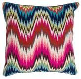 Jonathan Adler Needlepoint Throw Pillow