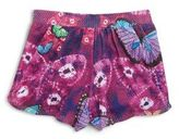 Terez Girl's Butterfly Print Shorts