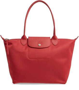 Longchamp Small Le Pliage Nylon Tote