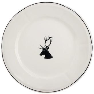 Gien Chambord Stag Dinner Plate (28.5Cm)