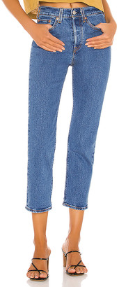 Levi's Wedgie Straight Leg Jean. - size 24 (also