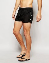 Diesel Swim Shorts With Side Logo