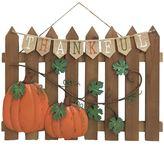 "Celebrate Fall Together ""Thankful"" Wall Decor"