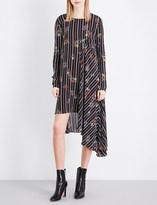 Preen Line Mara crepe dress