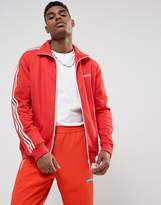 adidas Beckenbauer Track Jacket In Red Br4334
