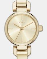 DKNY Ellington Gold Tone Analogue Watch