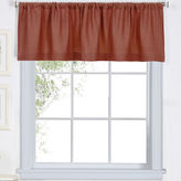JCPenney Cameron Rod-Pocket Valance