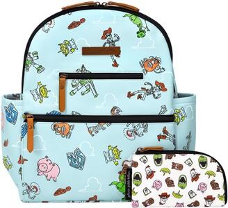 Petunia Pickle Bottom x Disney Little Mermaid Ace Diaper Bag Backpack