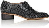 Zero Maria Cornejo Women's Bowie Embossed-Leather Oxfords