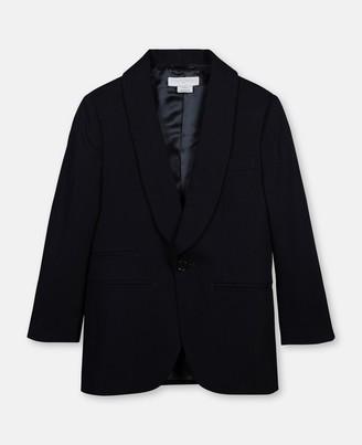 Stella Mccartney Kids Wool Suit Jacket, Men's