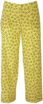 P.A.R.O.S.H. Sting Silk Blend Trousers