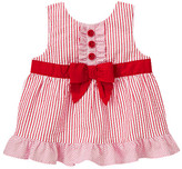 Gymboree Bow Stripe Seersucker top