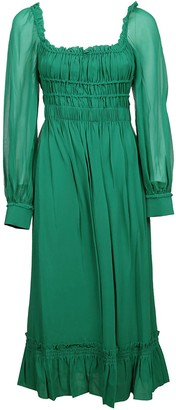 Proenza Schouler Ruffle Dress