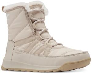 Sorel Women's Whitney Ii Lace-Up Boots Women's Shoes