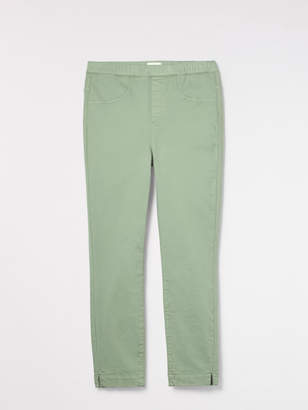 White Stuff Jade Jegging Coloured Crops
