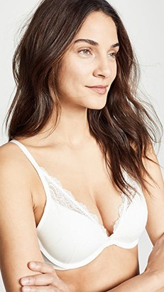 Spanx Undie-Tectable Push Up Plunge Bra
