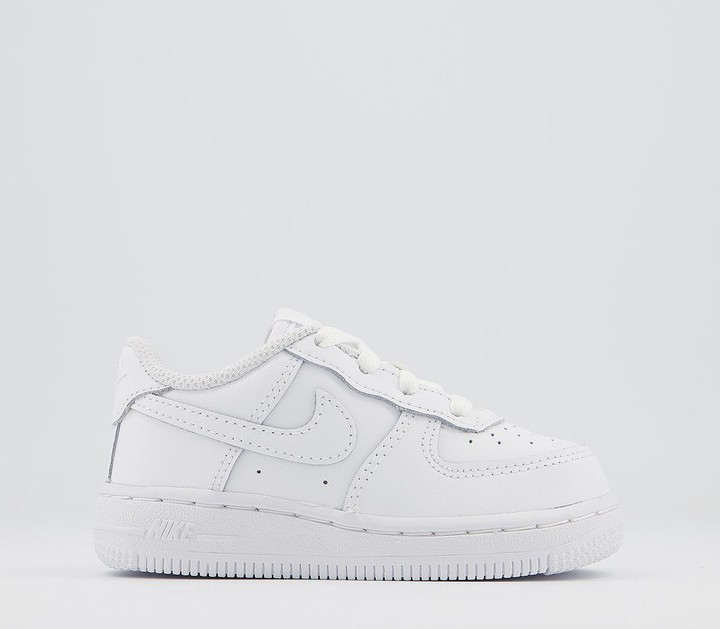 Nike Force 1 Infant White