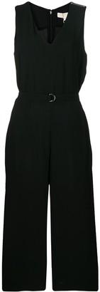 MICHAEL Michael Kors V-neck wide leg jumpsuit