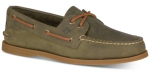 Sperry A/O 2-Eye Varsity Loafers Men's Shoes