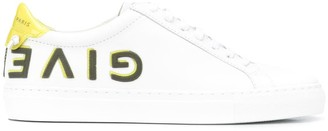 Givenchy Reverse Low-Top Sneakers