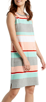 White Stuff Polly Porto Striped Dress, Multi
