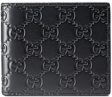 Gucci Signature wallet - men - Leather - One Size