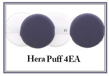 Hera UV Mist Cushion Puff 4EA by