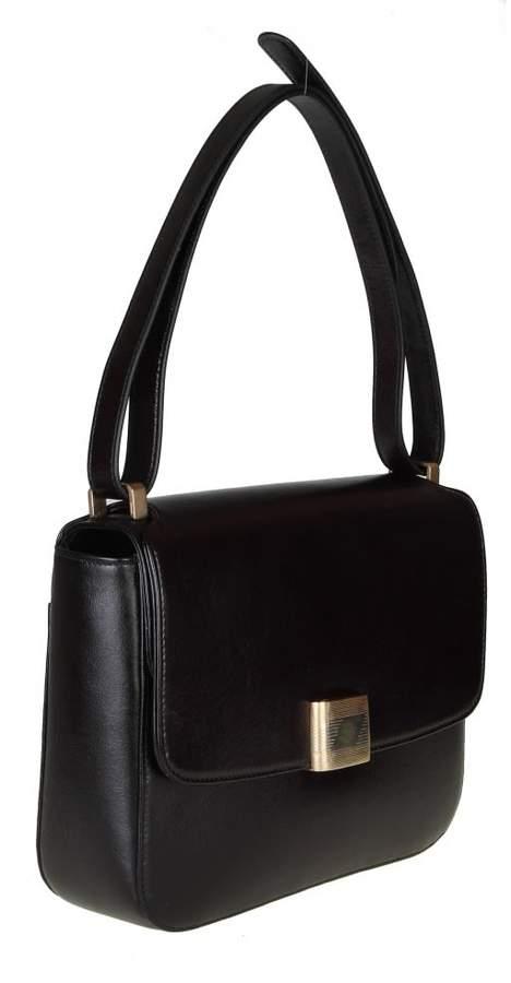 """Golden Goose Deluxe Brand valentina"""" Shoulder Bag With Foulard Black Color"""