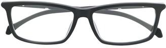 HUGO BOSS Rectangular Glasses