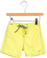 Bonpoint Girls' Neon Swim Shorts