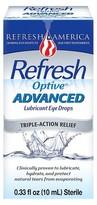 Refresh Optive® Advanced Triple-Action Relief Eye Drop
