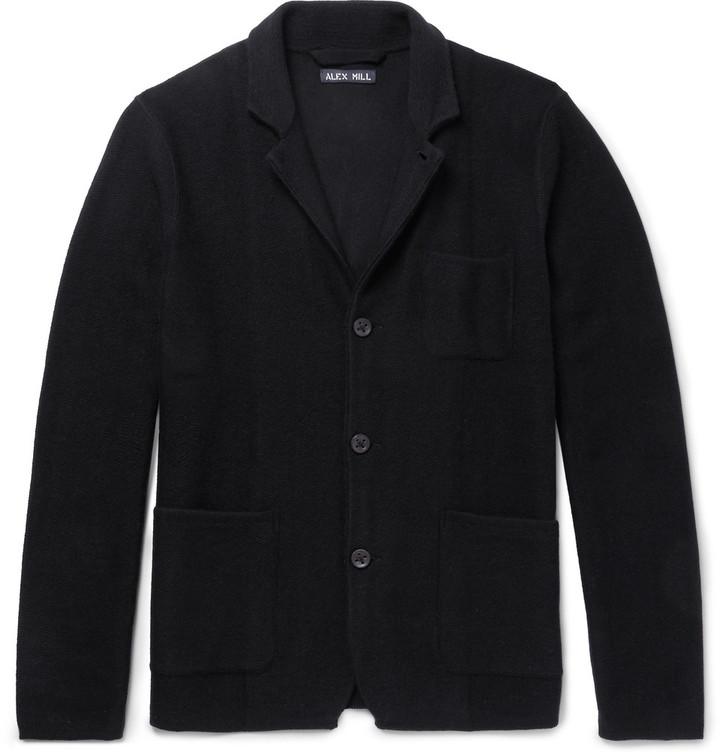 Alex Mill Unstructured Merino Wool Blazer